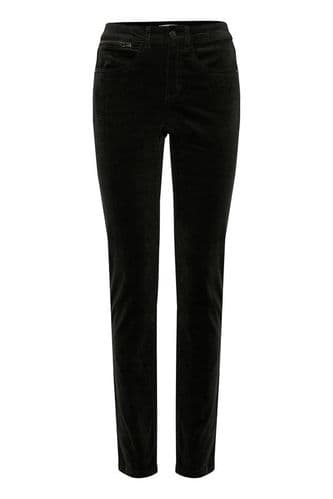 Trousers 20608269 Black